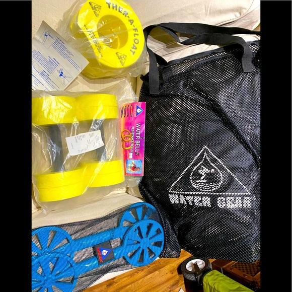 WATER GEAR new pool gear water aerobics